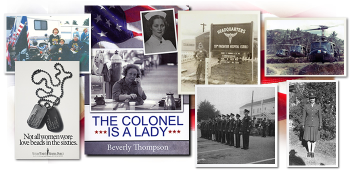 The Colonel Is A Lady by Beverly Thompson